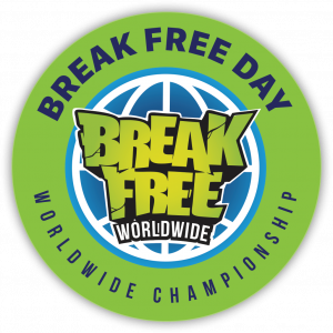 Break Free Day Logo
